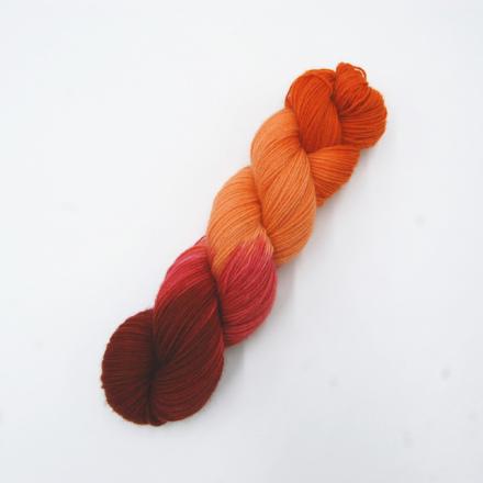 Sockenwolle Herbstzeit