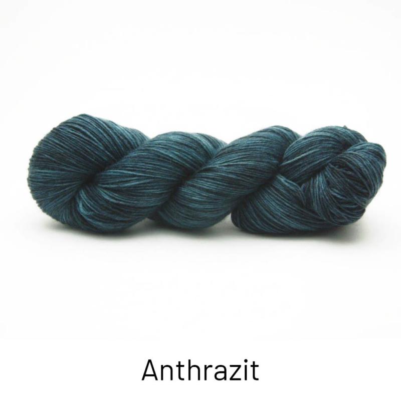 Handgefärbte Wolle - Farbularasa - Mamor