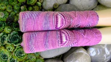 Handgefärbte Wolle - Farbularasa - Monatsfärbung