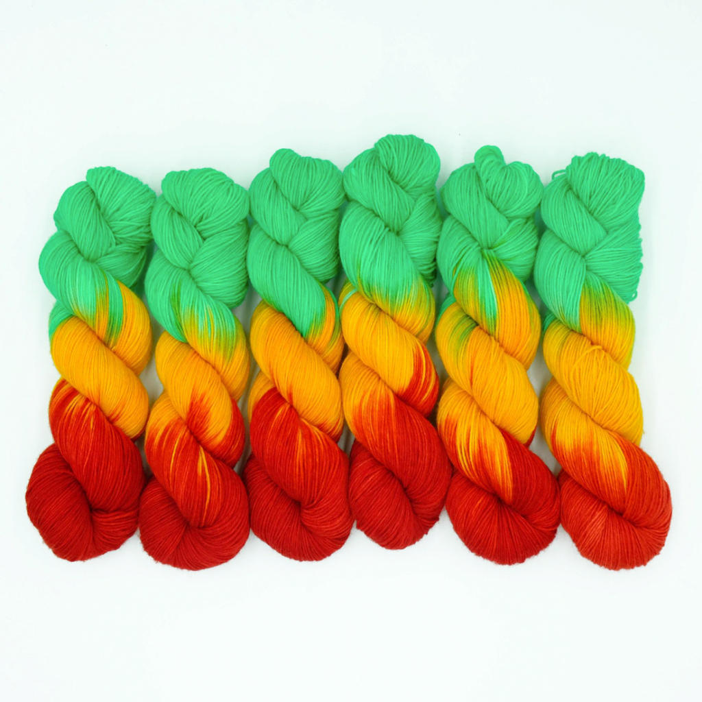 Tropicana - Farbularasa - Monatsfärbung